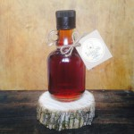 This photo displays our 250 ml Old Fashioned Glass Jug.