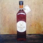 This photo displays our 1 litre Elegant Long-pour Bottle.